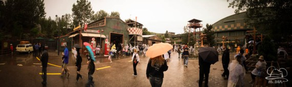Grizzly Peak Airfield Opening Day at Disney California Adventure - May 15, 2015-41