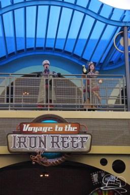 Knotts Iron Reef Grand Opening-22