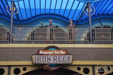Knotts Iron Reef Grand Opening-29