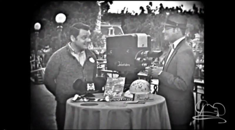 Mr. DAPs interviews Justin Arthur of the Walt Disney Archives