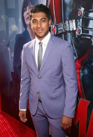 """LOS ANGELES, CA - JUNE 29: Actor Ritesh Rajan attends the world premiere of Marvel's """"Ant-Man"""" at The Dolby Theatre on June 29, 2015 in Los Angeles, California. (Photo by Jesse Grant/Getty Images for Disney) *** Local Caption *** Ritesh Rajan"""