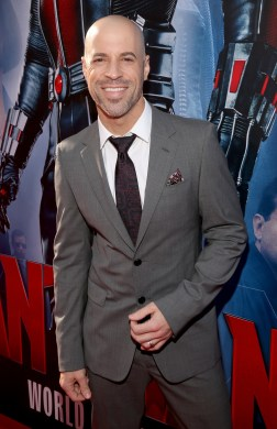 "LOS ANGELES, CA - JUNE 29: Musician Chris Daughtry attends the world premiere of Marvel's ""Ant-Man"" at The Dolby Theatre on June 29, 2015 in Los Angeles, California. (Photo by Jesse Grant/Getty Images for Disney) *** Local Caption *** Chris Daughtry"