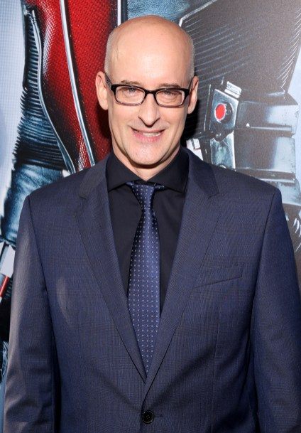 """LOS ANGELES, CA - JUNE 29: Director Peyton Reed attends the world premiere of Marvel's """"Ant-Man"""" at The Dolby Theatre on June 29, 2015 in Los Angeles, California. (Photo by Jesse Grant/Getty Images for Disney) *** Local Caption *** Peyton Reed"""
