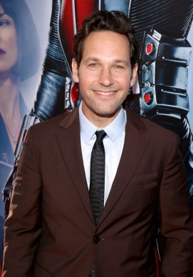 """LOS ANGELES, CA - JUNE 29: Actor Paul Rudd attends the world premiere of Marvel's """"Ant-Man"""" at The Dolby Theatre on June 29, 2015 in Los Angeles, California. (Photo by Jesse Grant/Getty Images for Disney) *** Local Caption *** Paul Rudd"""