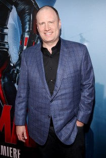 "LOS ANGELES, CA - JUNE 29: Producer Kevin Feige attends the world premiere of Marvel's ""Ant-Man"" at The Dolby Theatre on June 29, 2015 in Los Angeles, California. (Photo by Jesse Grant/Getty Images for Disney) *** Local Caption *** Kevin Feige"