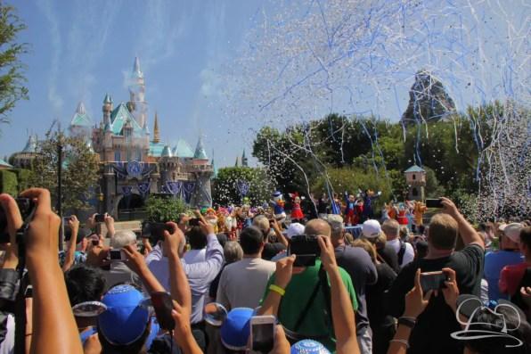 Disneyland 60th Anniversary - July 17, 2015-58