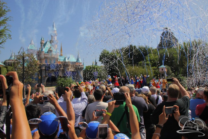 Disneyland 60th Anniversary - July 17, 2015-59