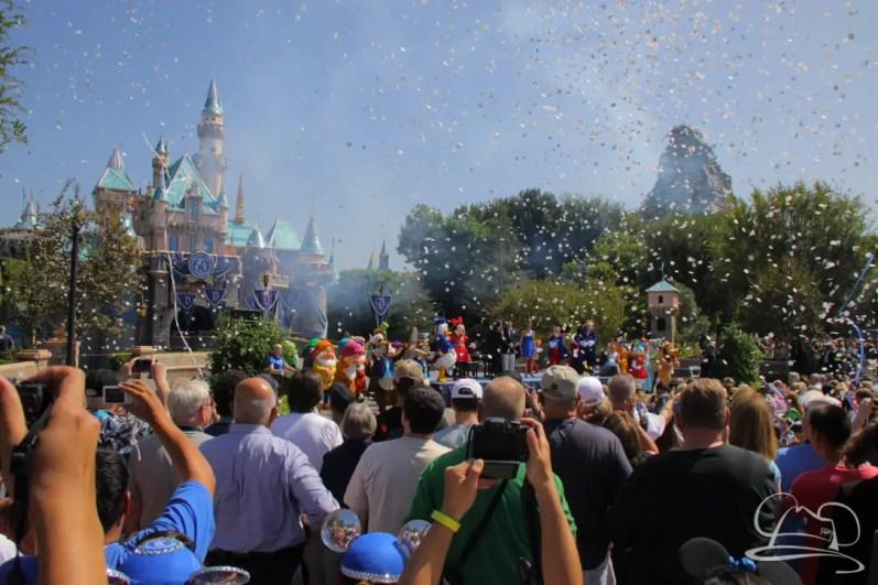 Disneyland 60th Anniversary - July 17, 2015-70
