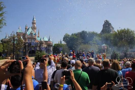 Disneyland 60th Anniversary - July 17, 2015-78