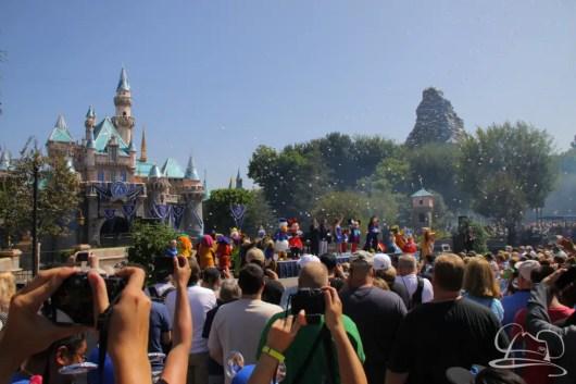 Disneyland 60th Anniversary - July 17, 2015-89