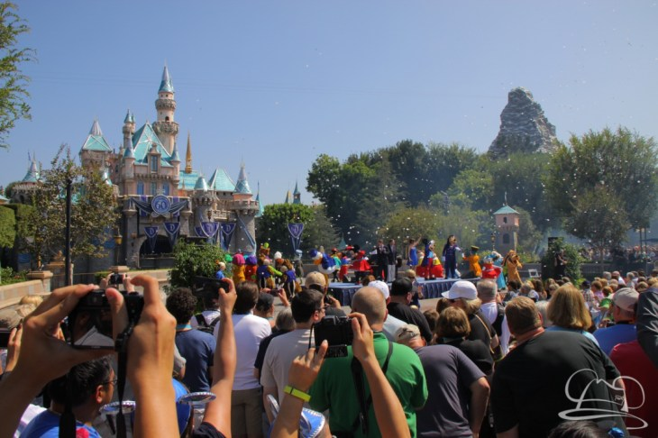 Disneyland 60th Anniversary - July 17, 2015-92