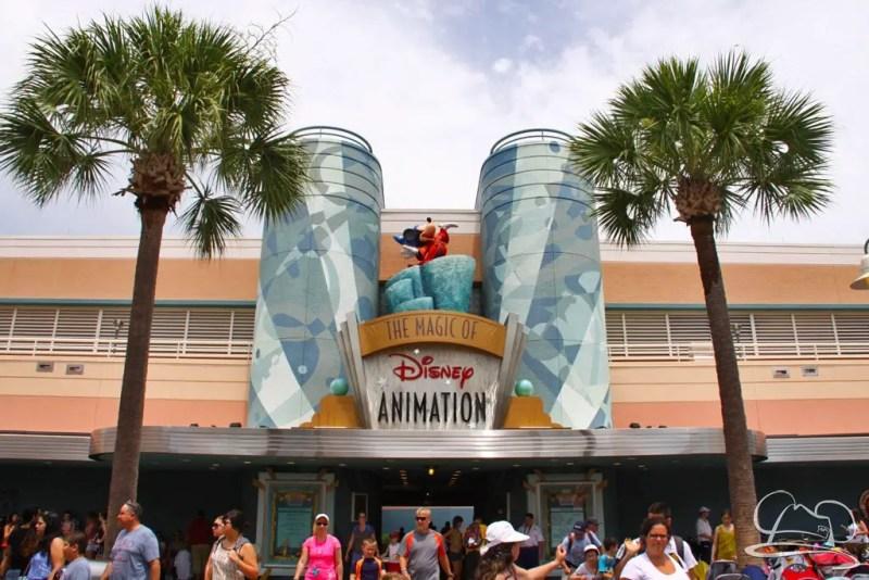 The Magic of Disney Animation Closes Doors at Disney's Hollywood Studios