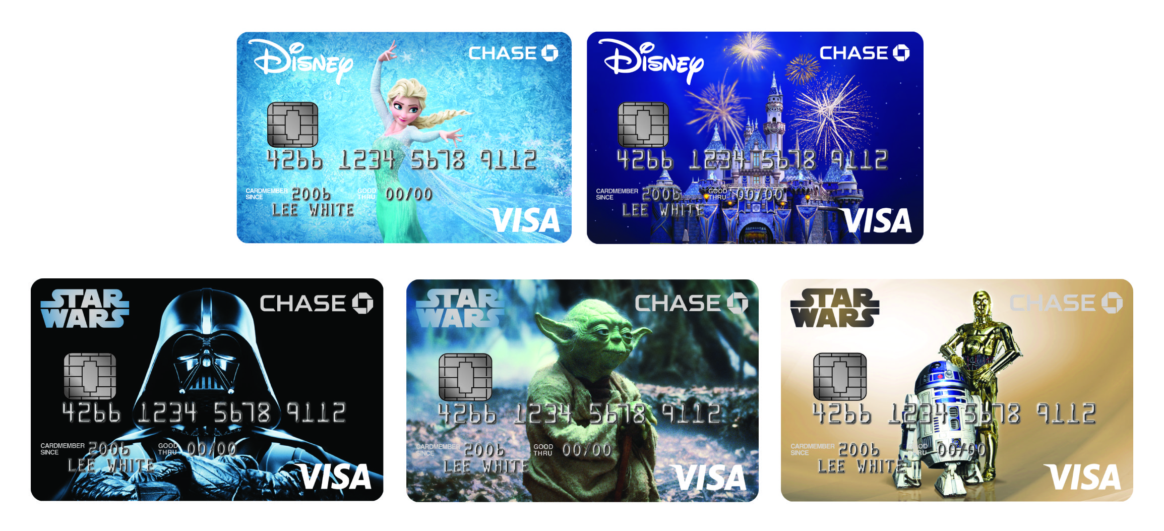 Chase To Offer New Star Wars Disney Visa Credit Card Designs Perks,Logo Design Freelance Graphic Design Contract Template Pdf