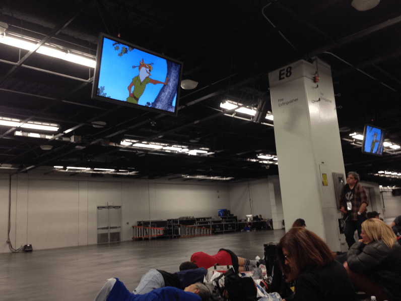D23 Expo 2015 Day 1 (2)