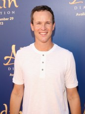 """BURBANK, CA - SEPTEMBER 27: Actor Scott Weinger attends a special LA screening celebrating Diamond Edition release of """"ALADDIN"""" at The Walt Disney Studios on September 27, 2015 in Burbank, California. (Photo by Jesse Grant/Getty Images for Disney) *** Local Caption *** Scott Weinger"""