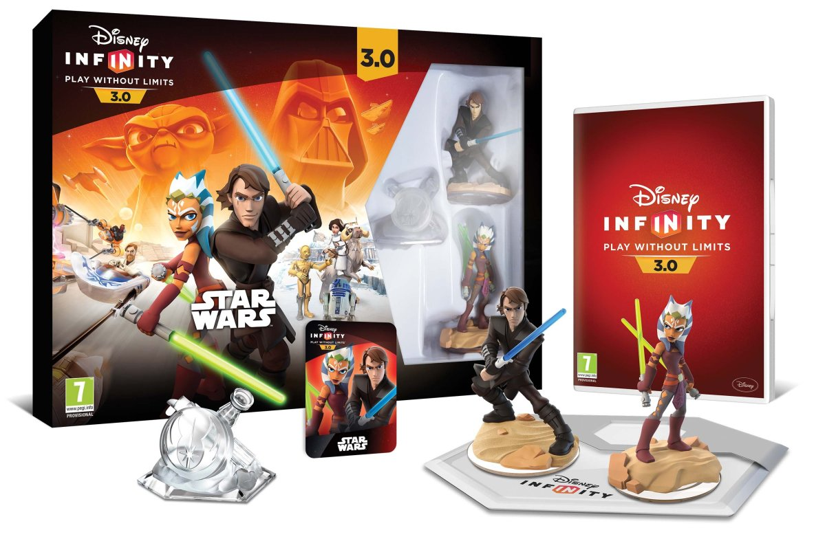 Disney Infinity Still Playable After Shutdown