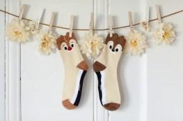 D Style Socks (4)
