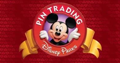Disney Pin Logo