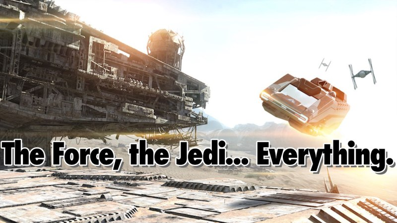 The Force, the Jedi... Everything. - Geeks Corner - Episode 506