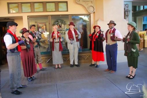 Holidays at Disneyland Resort-121