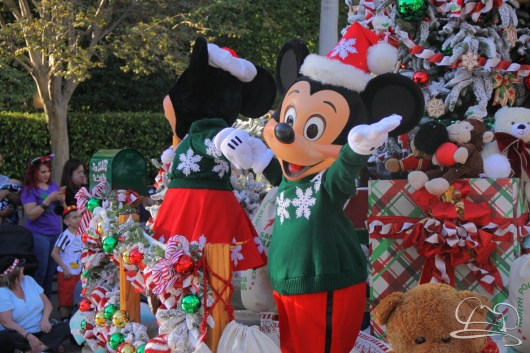 Holidays at Disneyland Resort-27