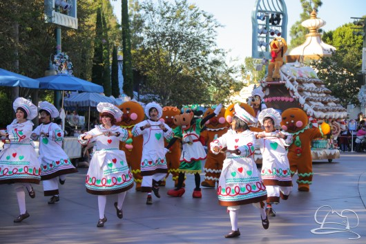 Holidays at Disneyland Resort-51