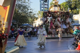 Holidays at Disneyland Resort-65