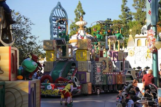 Holidays at Disneyland Resort-91
