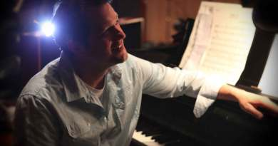 Michael Giacchino Scoring Disney's Zootopia