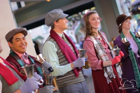 Christmas at Disneyland - November 22, 2015-16