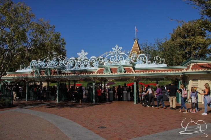 Christmas at Disneyland - November 8, 2015-1