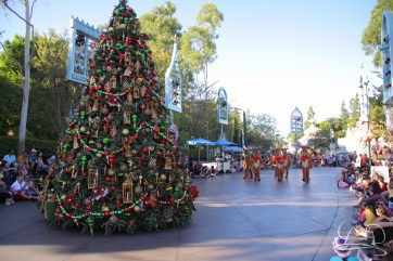 Christmas at Disneyland - November 8, 2015-109