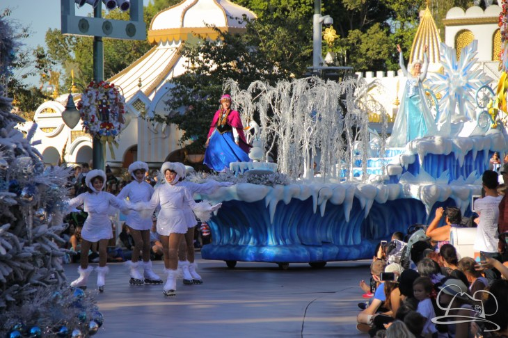 Christmas at Disneyland - November 8, 2015-28