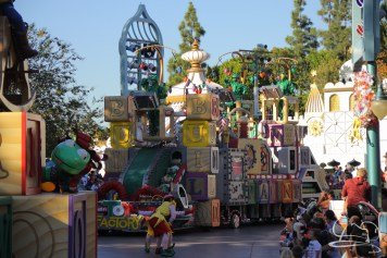 Christmas at Disneyland - November 8, 2015-91
