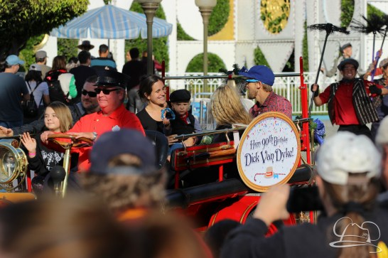 Dick Van Dyke's 90th Birthday at Disneyland-22