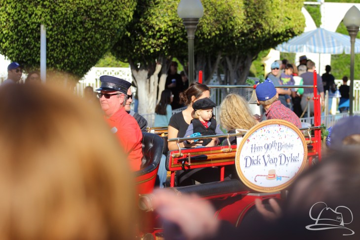 Dick Van Dyke's 90th Birthday at Disneyland-23