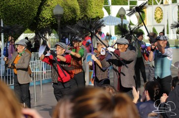 Dick Van Dyke's 90th Birthday at Disneyland-27