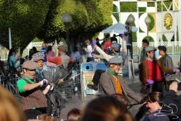 Dick Van Dyke's 90th Birthday at Disneyland-28