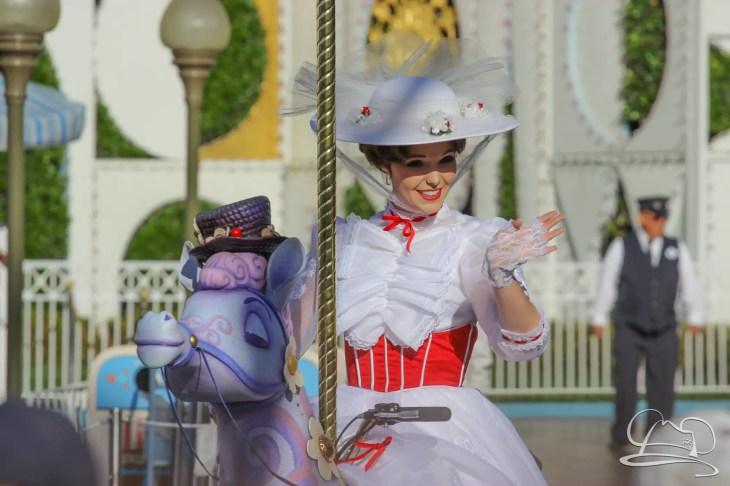 Dick Van Dyke's 90th Birthday at Disneyland-9
