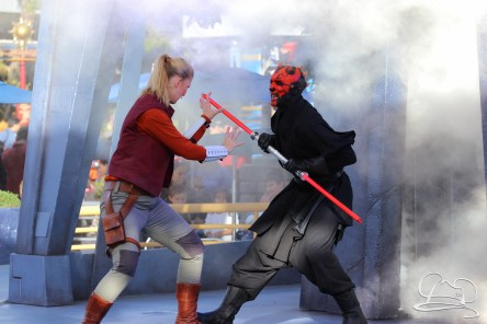 Jedi Training Trials of the Temple Disneyland-113