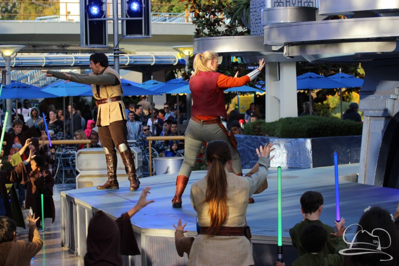 Jedi Training Trials of the Temple Disneyland-121