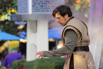 Jedi Training Trials of the Temple Disneyland-123