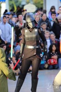 Jedi Training Trials of the Temple Disneyland-143