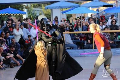 Jedi Training Trials of the Temple Disneyland-162