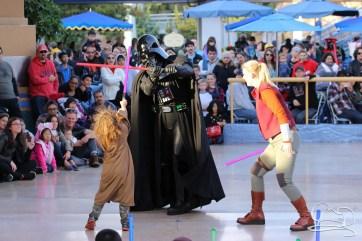 Jedi Training Trials of the Temple Disneyland-165