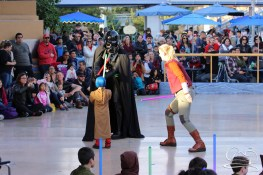 Jedi Training Trials of the Temple Disneyland-168