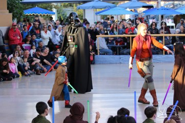 Jedi Training Trials of the Temple Disneyland-169