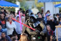 Jedi Training Trials of the Temple Disneyland-170
