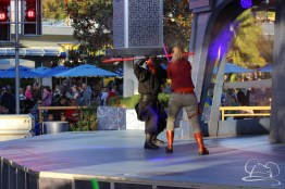 Jedi Training Trials of the Temple Disneyland-208
