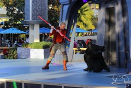 Jedi Training Trials of the Temple Disneyland-212